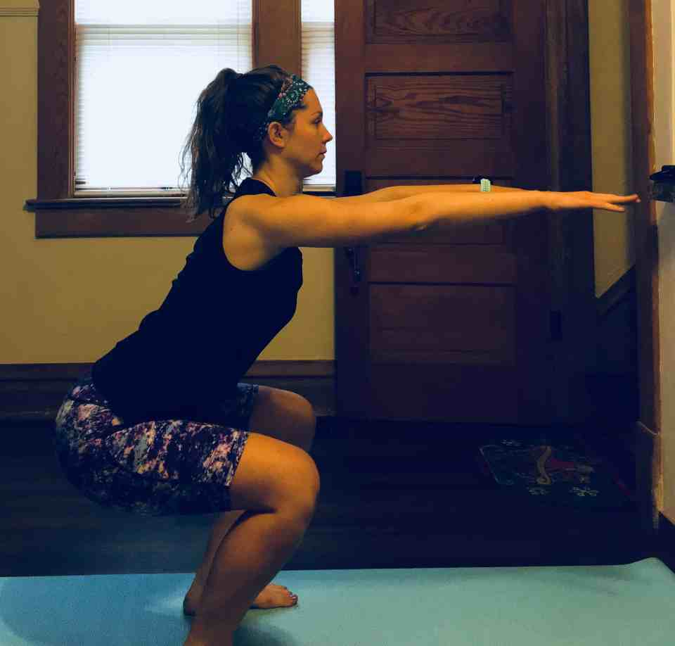 20 Minute Bodyweight Leg Workout