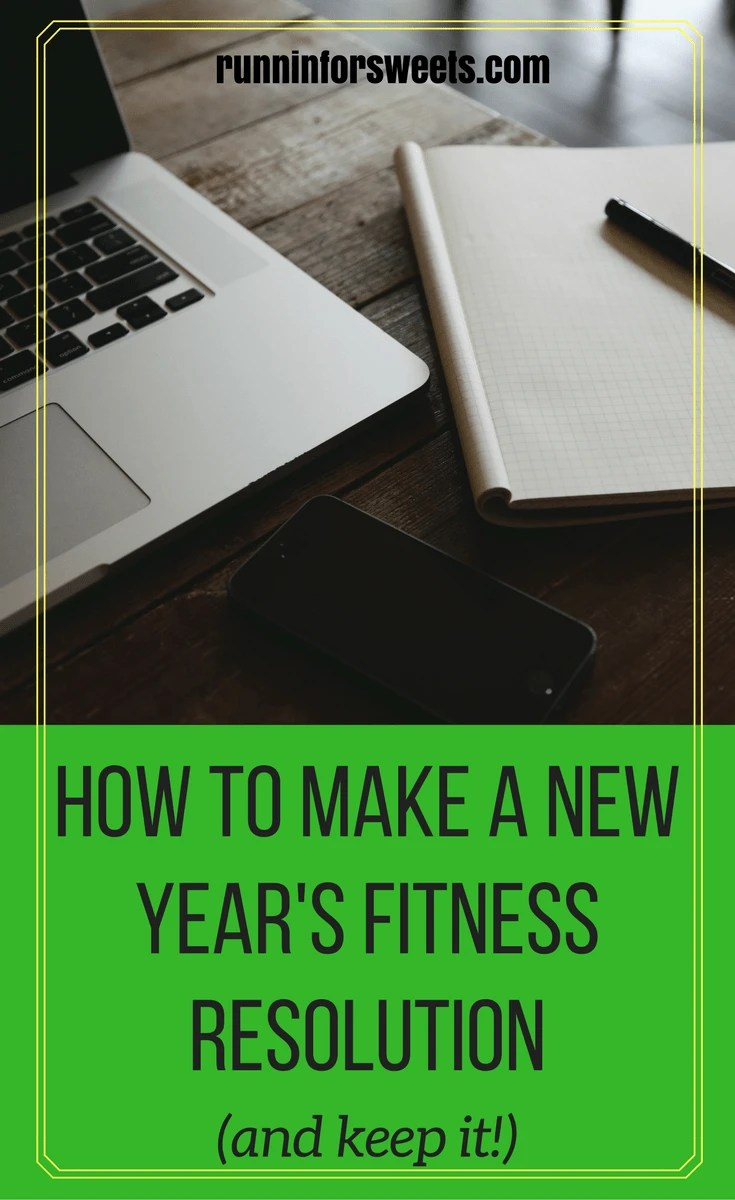 How to Make a Fitness Resolution