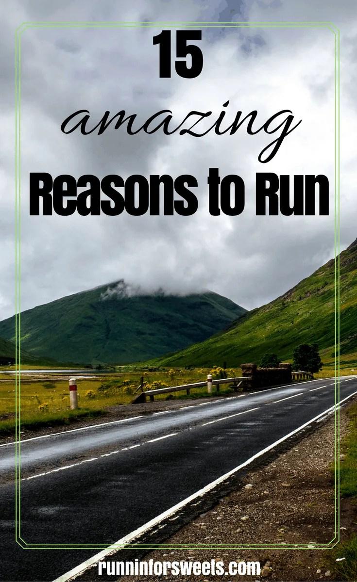 Reasons to Run | Running Motivation