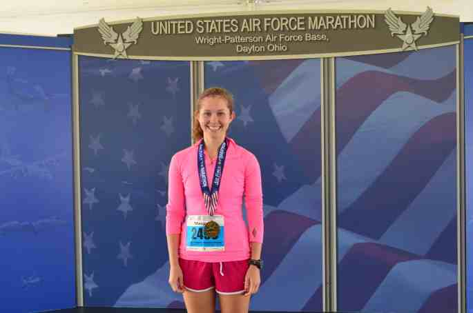 Air Force First Marathon