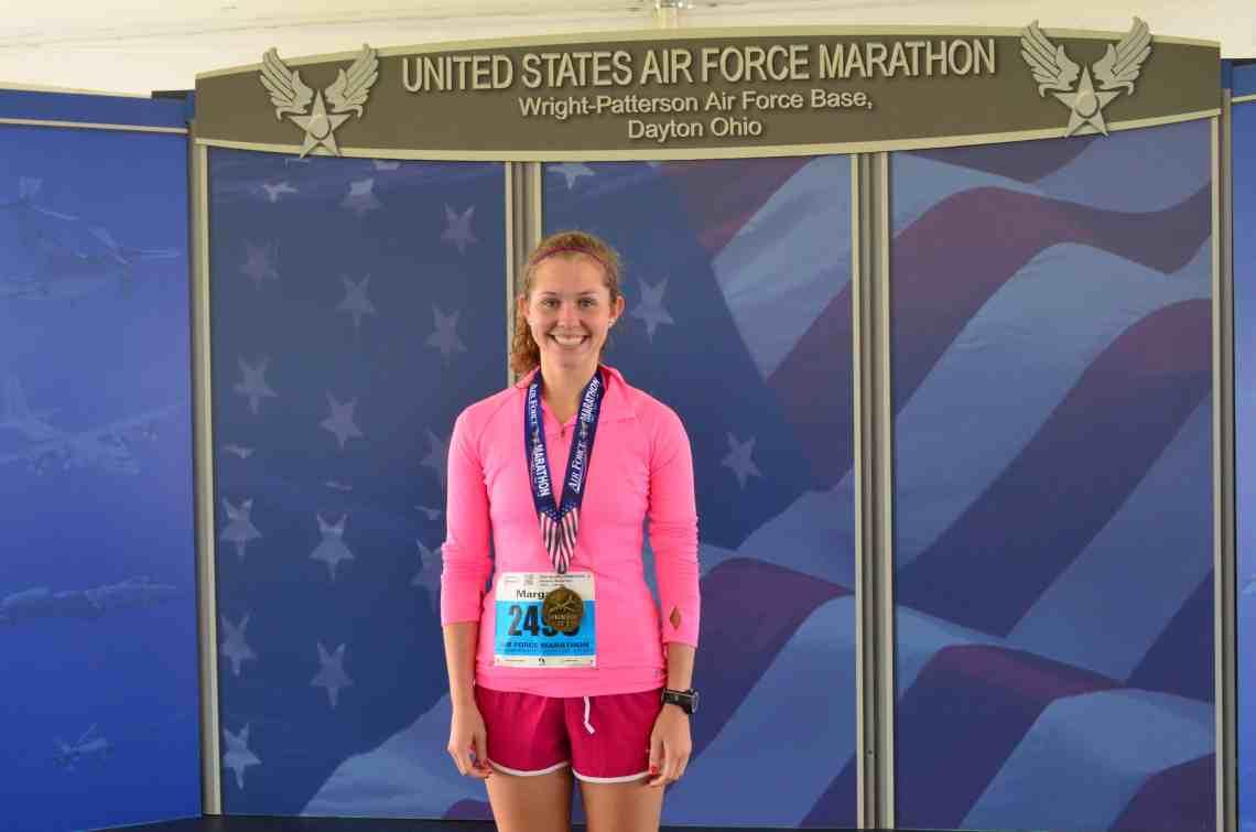 Air Force First Marathon