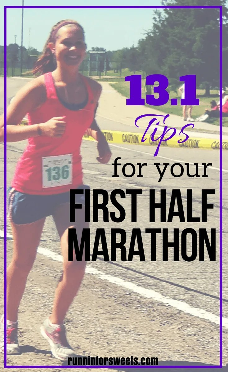 Planning to run a half marathon, or just dreaming of the possibility? It may not be as impossible as you think. These 13.1 running tips are guaranteed to make your next half marathon amazing. Whether it's your first half marathon or your 20th, runners can always use a little motivation leading up to race day.