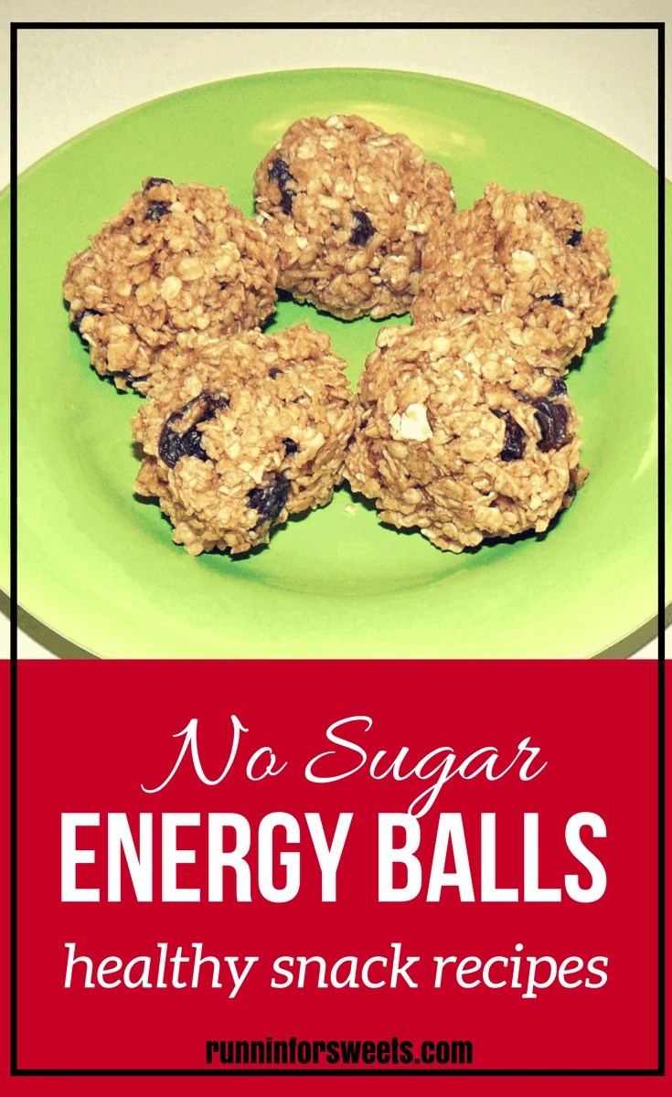 These no sugar energy balls are great healthy snacks ideas. The sweet taste has been game changing for my sweet tooth in helping end my sugar cravings. Great protein packed snacks for athletes and others on the go!