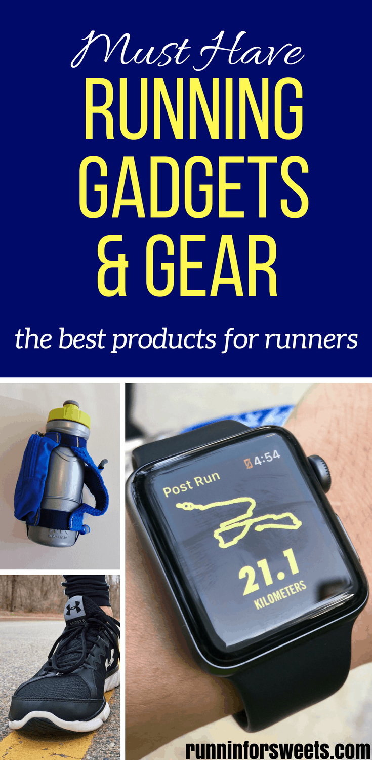 These running gear and gadgets are a MUST HAVE for all runners. The perfect running gear for beginners starting out, awesome products for training, and accessories to make you a better runner. This comprehensive list the ultimate resource for running gear! #runninggear #runninggadgets