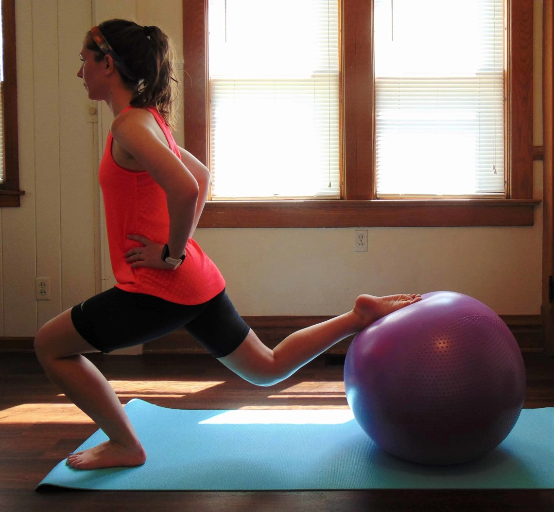 Stability Ball Workout For Full Body Strength