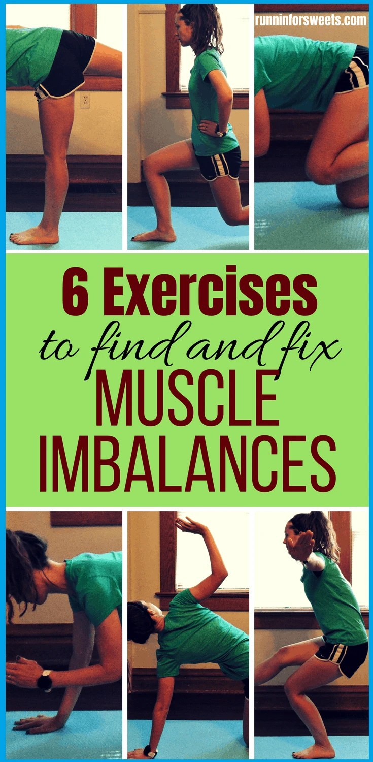 These muscle imbalance exercises will help you find and fix the imbalances keeping you from becoming stronger and better at your sport. Primarily targeted to the most common muscle imbalances in the legs, this workout is perfect to do during training to increase overall strength and balance your body. #muscleimbalances #training