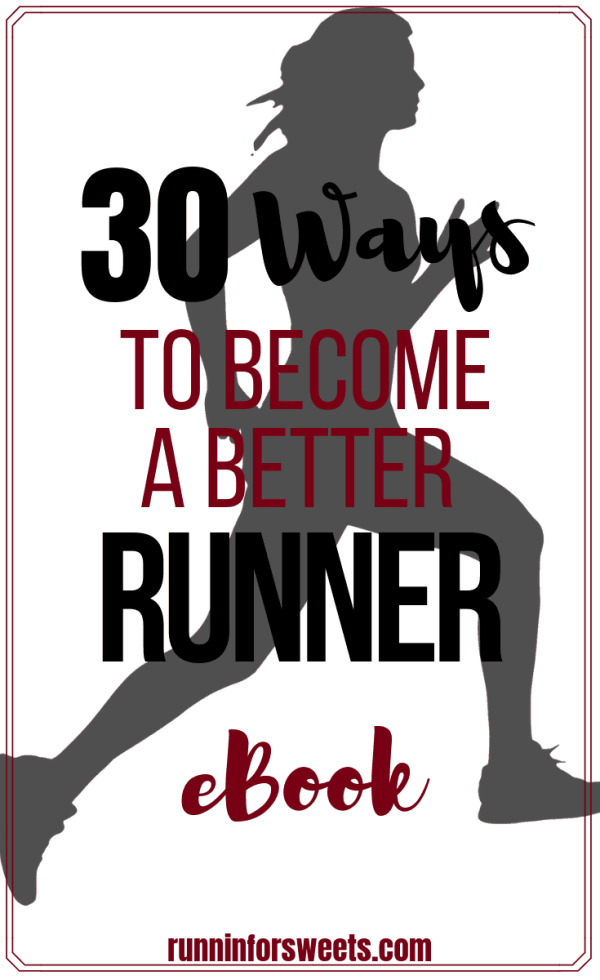 30 Ways to Become a Better Runner eBook