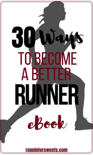 30 Ways to Become a Better Runner eBook