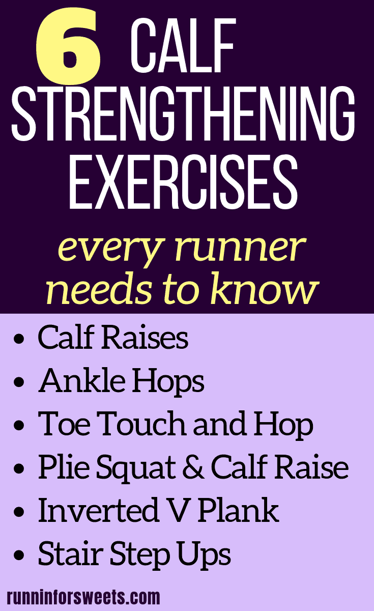 This at home calf workout is ideal for strengthening and toning your calves. Get bigger muscles with these simple calf exercises that require no equipment – in less than 15 minutes! The perfect calf workout for everyone. #calfworkout #calfexercise #legexercises