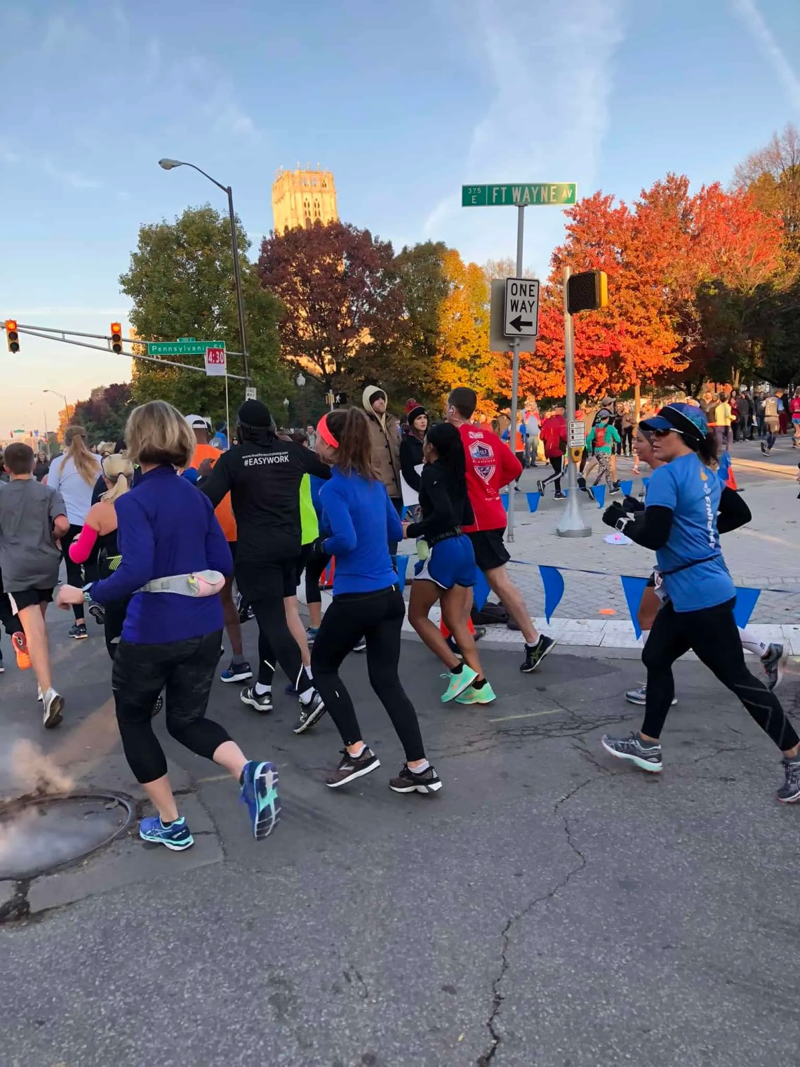Here's everything you need to know about the Indianapolis Monumental Marathon!