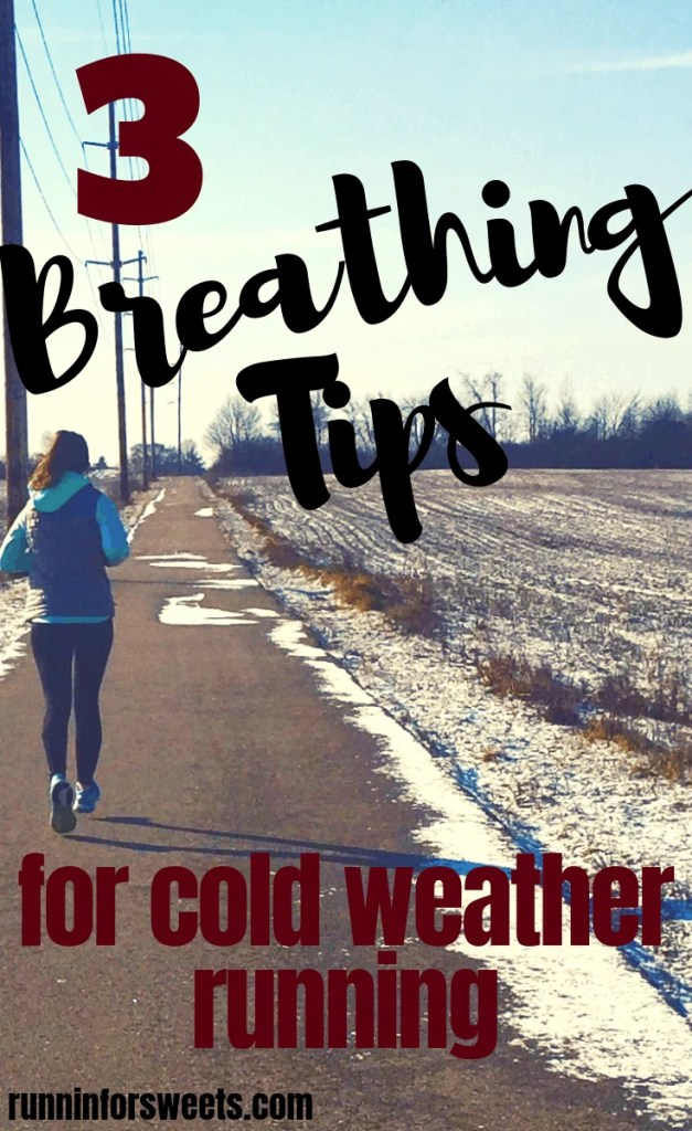 Breathing while running in cold weather is often so painful that it forces us inside for the rest of the winter running season. But despite how it feels, breathing in cold air is actually not painful. These 3 running breathing tips are game-changing for runners in training. These simple breathing techniques will help you maintain fitness and winter running outside with comfort. #runningbreathingtips #runningbreathingtechniques #winterrunning