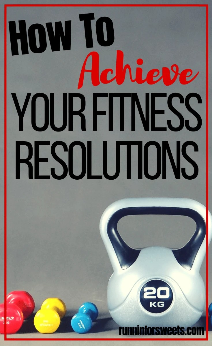 The ultimate strategy to achieve your new year's fitness resolutions