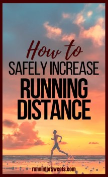 increase running distance