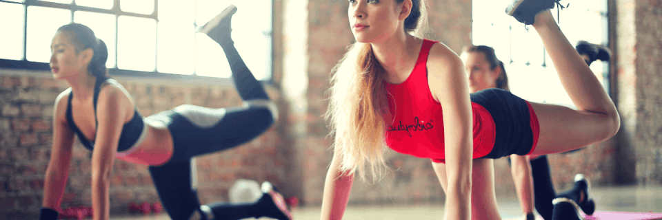 Epic New Year's Eve Countdown Workout