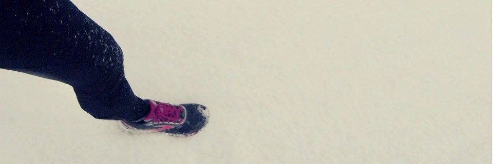5 Tips for Safely Running on Snow and Ice
