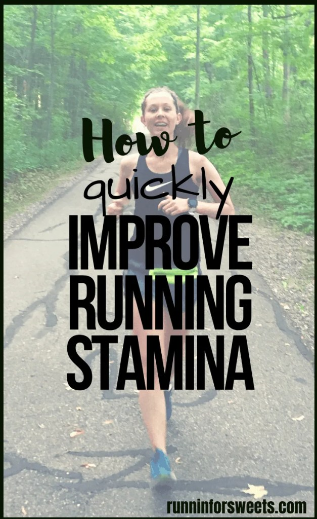 These 6 running tips will help you easily improve running stamina. Quickly improve your running endurance with just a few adjustments to your training. Before you know it, you'll be running long distances and faster speed with ease. #runningstamina #runningendurance #distancerunning #runningtips