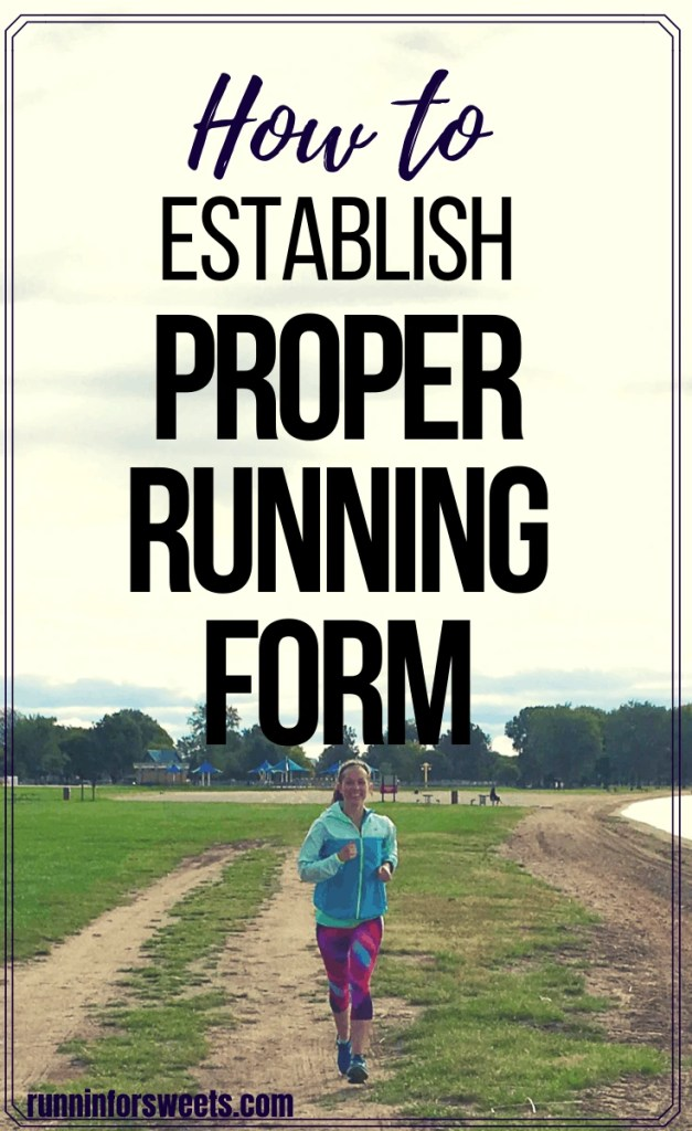 Here is everything you need to know to establish proper running form. Check out these running form tips for beginners to correct any mistakes before they become a habit, improve your running posture, and set yourself up for success. #runningform #runningposture #runningstride