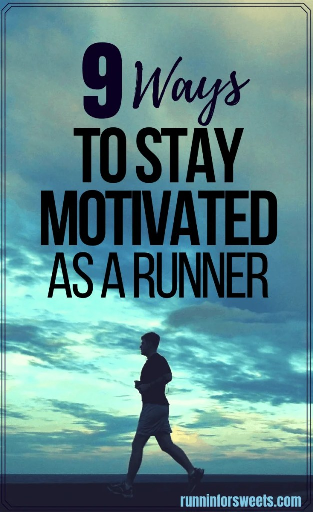 Finding running motivation as beginner runner can be tough when you are just getting started. Here are 9 tips to stay motivated and energized as a runner for life. #runningmotivation #beginnerrunner #staymotivated