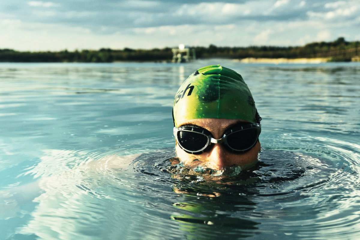 Can swimming help runners get faster