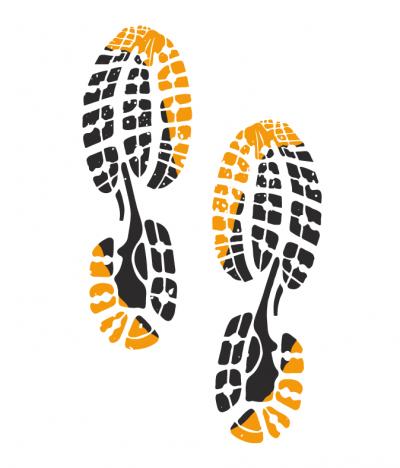 αθλητικά παπούτσια για τρέξιμο Υπερπρηνισμός Πάτημα