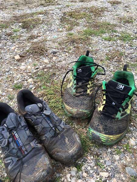 Αθλητικά παπούτσια Βουνού Trail