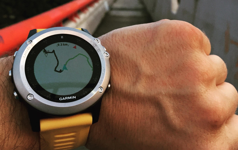Chytré hodinky pro dobrodruhy