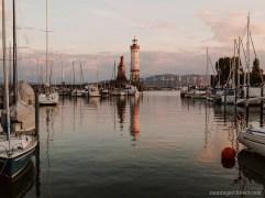 Harbour in Lindau