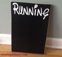 Running on the Wall Medal Holder Giveaway! | Running At Disney