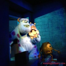 Monsters Inc Ride at Disneyland