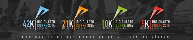 Maratón Río Cuarto Corre