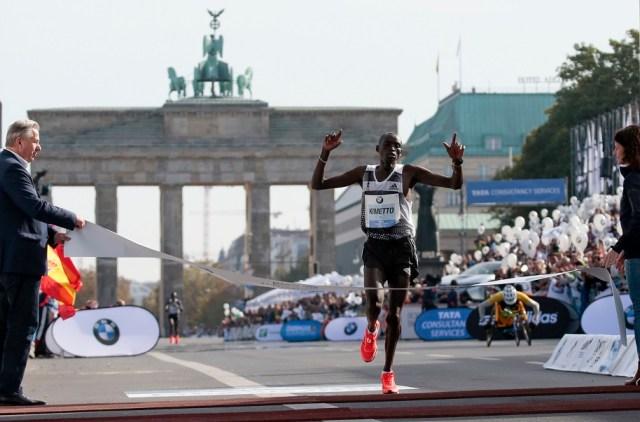 Germany Berlin Marathon