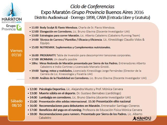 42k-bsas-2016-conferencias