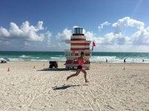 Photo of Runner Running On Beach