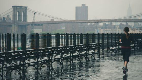 Hardlopen in de stad