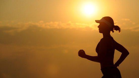 hardlopen bij warm weer