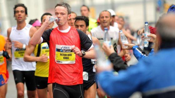 hardlopen wedstrijd
