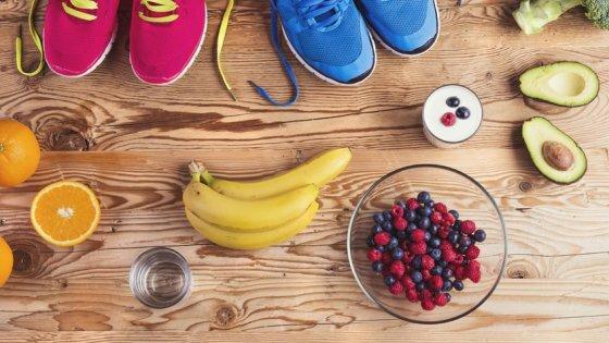 Voeding als herstel voor hardlopers