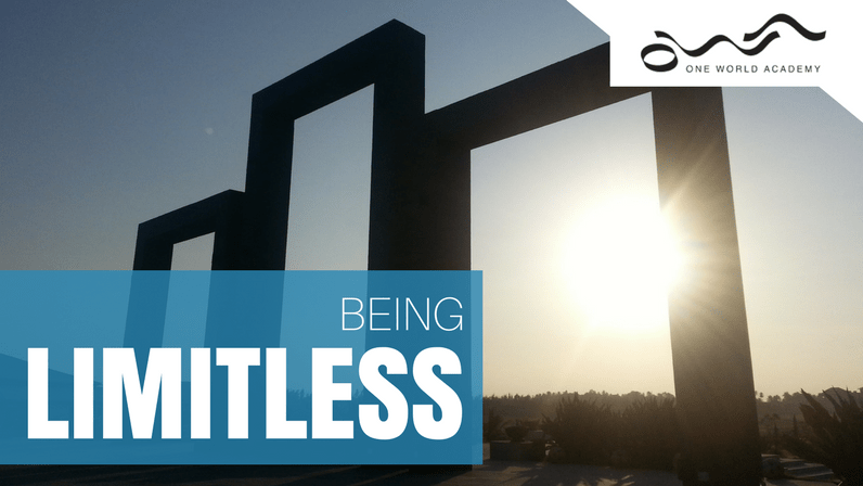 One World Academy – Being Limitless