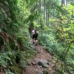 More up on Sandero Diez Vistas Trail, Coquitlam British Columbia