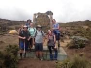 second cave, rongai route, mount kilimanjaro