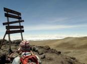 uruhu peak, kilimanjaro