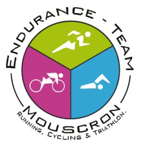 logo Endurance Team Mouscron