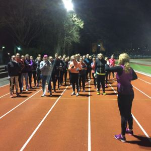 Trainen Annemerel Live, Love, Run