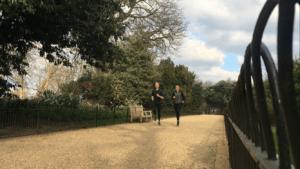 Running Girls London