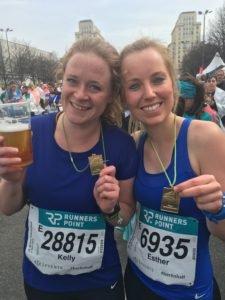 Halve marathon Berlijn