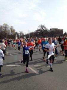 Halve marathon van Berlijn