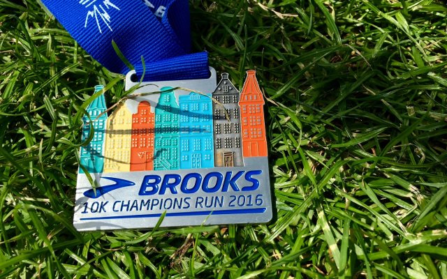 Brooks 10k Champions Run!