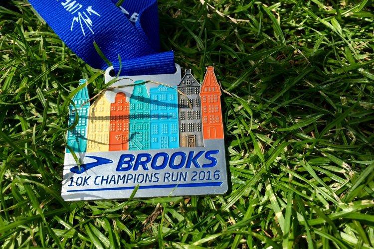 Brooks 10k Champions Run!