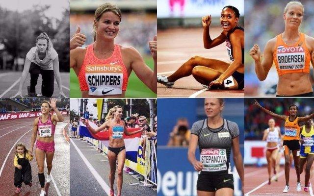 Powervrouwen EK Atletiek 2016!