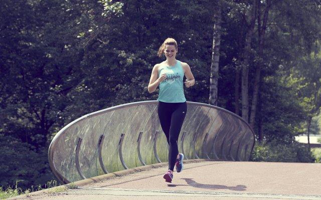 Running Girl van de week: Marijke!